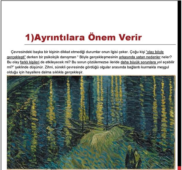 Bir Psikolojik Danışmanı Diğer İnsanlardan Ayıran 10 Özellik galerisi resim 2