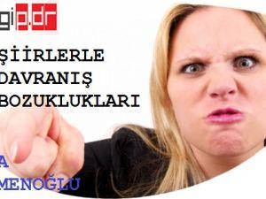 ŞİİRLERLE DAVRANIŞ BOZUKLUKLARI