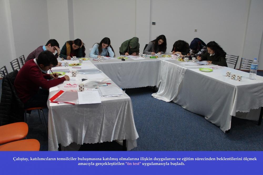 1. p.Dr. TEMSİLCİLERİ BULUŞMASI VE PSİKOLOJİ EĞİTİM ÇALIŞTAYI galerisi resim 5