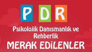 PDR Bölümü Hakkında Merak Edilenler