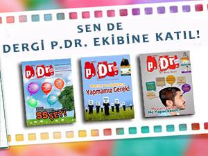 Dergi p.Dr. Ekibine Katılın