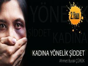 Kadına Yönelik Şiddet ve Şiddet Türleri-2