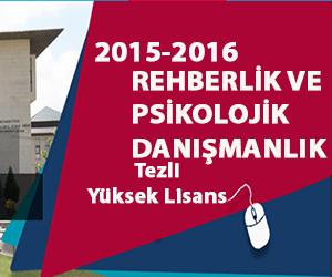 Hasan Kalyoncu Üniversitesi PDR Yüksek lisans İlanı