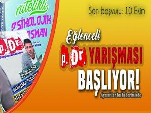 EĞLENCELİ p.Dr. YARIŞMASI BAŞLIYOR!