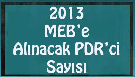 MEB Açıkladı: Kaç PDR'ci Alınacak ve PDR'cileri Şaşırtan Uygulama Ne?