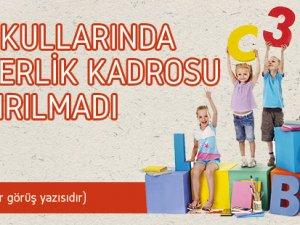 ANAOKULLARINDA REHBERLİK KADROSU KALDIRILMADI (DÜZELTME: KALDIRILDI)