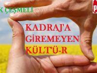 KADRAJ'A GİREMEYEN KÜLT'Ü- R
